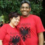 Missionários Eduardo e Jane